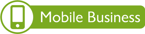 mobile business Logo RGB