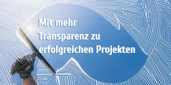 Transparentes Projektmanagement